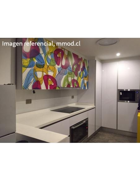 cocina diseñada por muebles MMOD http://mmod.cl