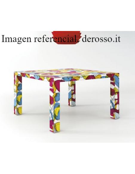 mesa diseñada por De Rosso, http://derosso.it